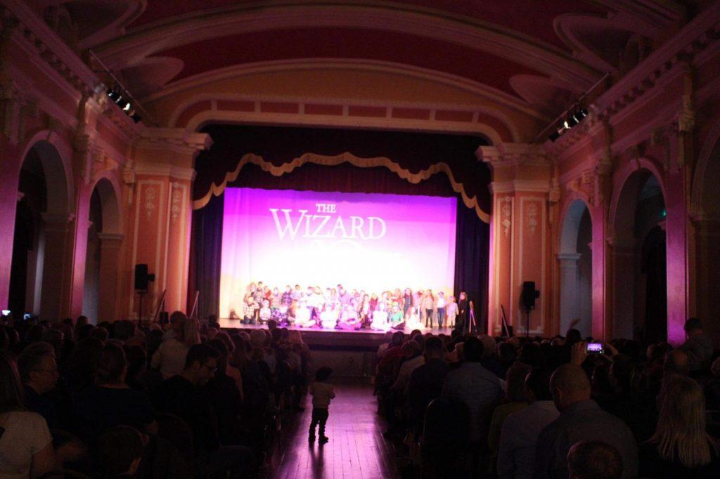 Stage Door Performing Arts School